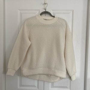 Old navy Sherpa sweater